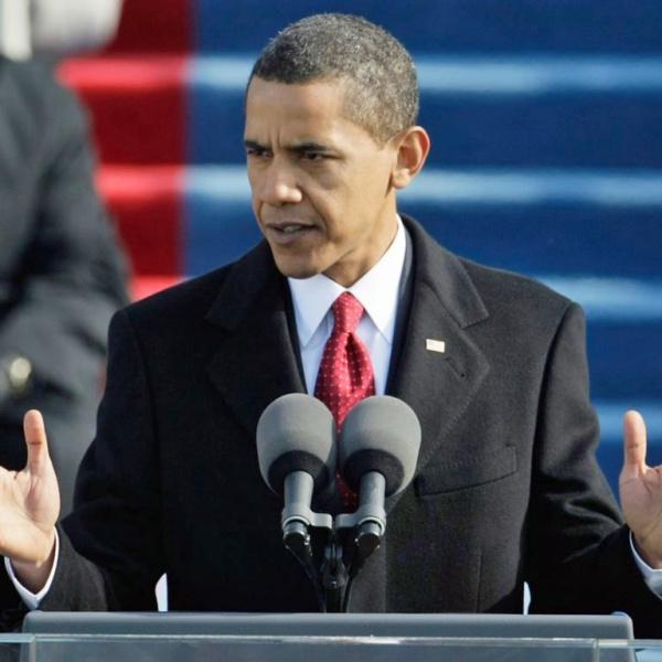 Obama's inauguration 2009