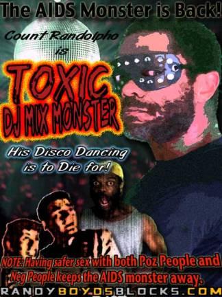 Toxic DJ Mix Monster