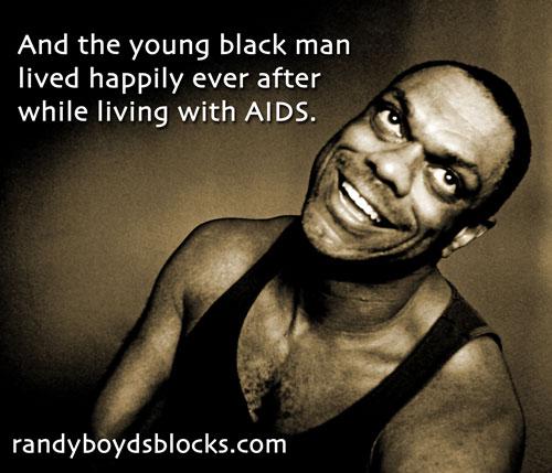 Randy Boyd, AIDS