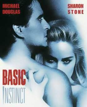 Basic instinct movie poster