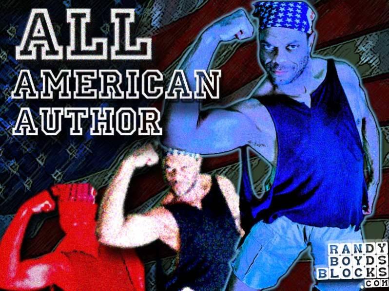 Randy Boyd, all-American author