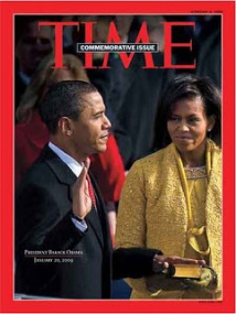 Obama Time cover