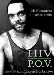 Randy Boyd, HIV author