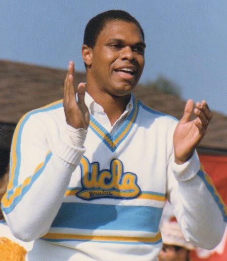 Randy Boyd, UCLA cheer
