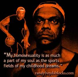 Homosexuality in sports