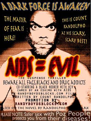 AIDS = Evil