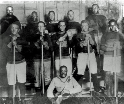 Colored Hockey League