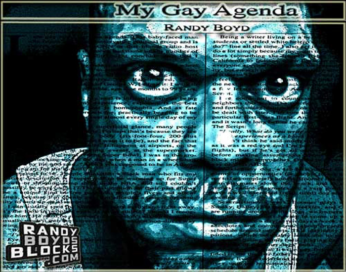 My Gay Agenda