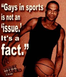 Gays in sports